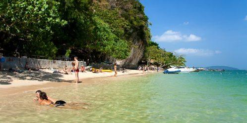 Thailand: Krabi Beach